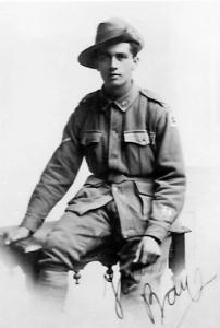7. Ray Sanders 14 FCE - 1917